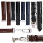 19-22mm Leather Watch Band Strap For Maurice Lacroix Watches