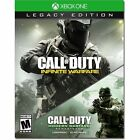 Call Of Duty: Infinite Warfare - Legacy Edition (Microsoft Xbox One, 2016) For Sale