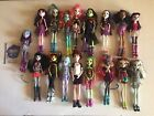 Monster High Doll lot used Boy Astranova Cupid Skelita