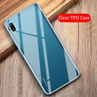 For Huawei Y5 Y6 Pro Y7 Prime 2019 Ultra-thin Soft Transparent TPU Case Cover