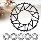Positive&Negative Teeth Bike Chainring 130BCD Crank Single Disc 50 52 54 56 58T