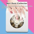 40W Nail Art Salon Dust Collector Suction Cleaner Manicure Machine with Filter