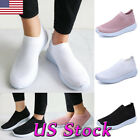 Women Air Cushion Sneakers Trainers Breathable Walking Lightweight Running Shoes