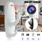 Mini Clothes Hook Hidden Spy Camera DVR Home Security Pinhole Lens HD Recorder $8.29 USD on eBay