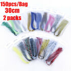 Head Hook  Holographic Tinsel Flash Lure Making Material Fly Tying Materials
