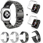 For Apple Watch Series 3/2/1/4 Stainless Steel Wrist iWatch Band Strap 38/42mm