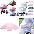 Summer Kids Baby Carriage Insect Full Cover Mosquito Net Trolley Stroller Bed image