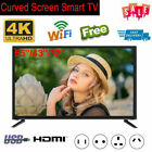 55Inch Smart TV 4K HD LED WIFI Network HD HDMI USB AV VGA for Android Television
