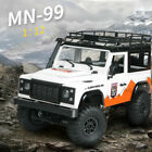 MN-99 2.4G 1/12 4WD RTR RC Car For Land Rover 70 Anniversary Edition B-Day Gift