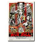 Kill Bill The Whole Bloody Affair 12x18/24x36inch Movie Silk Poster