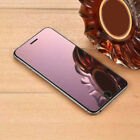 Slim Film Mirror Tempered Glass Screen Protector For iPhone 12 Pro Max 7 8 XR Xs