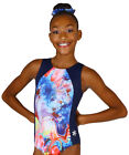 NEW Rhapsody Gymnastics or Dance Leotards by Snowflake Designs