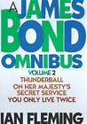 A James Bond Omnibus, Vol. 2: Thunderball / On Her Majesty's Secret Service / Yo $5.24 USD on eBay