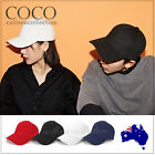 Men Women Unisex Adjustable Blank Curve Sport Hat Outdoor Baseball Golf Cap