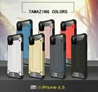 Shockproof Armour Heavy Duty Tough Case Cover iPhone XS MAX XS XR X 8 7 6 5 SE