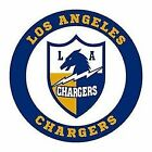 Los Angeles Chargers vinyl sticker for skateboard luggage laptop tumblers (a) $1.99 USD on eBay