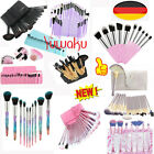 Kyпить 10tlg.Make up Pinsel Set Kosmetikpinsel Schminkpinsel Lidschatten Gesichtspinsel на еВаy.соm