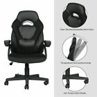 Video Gaming Chair Racing High Back Ergonomic Recliner Office Desk Seat Footrest