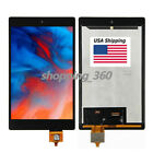 For Amazon Kindle Fire HD8 HD 8 6th PR53DC Touch Digitizer+LCD Screen USPS