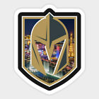 Vegas Golden Knights sticker for skateboard luggage laptop tumblers car (h) $5.99 USD on eBay