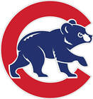 Chicago Cubs vinyl sticker for skateboard luggage laptop tumblers (b) on Ebay