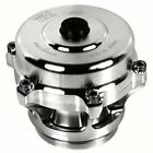 TiAL Sport 002581 Q Series 50mm Blow-Off Valve -6 psi Spring Silver Anodized Fin
