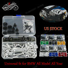 CNC Motorcycle Fairing Bolt Screw Nuts Screws Kit For BMW S1000RR K46 2015-2016