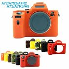 Soft Silicone Camera case Rubber bag Cover for Sony A9 A7R3 A7III A72 A7S2 A7R2