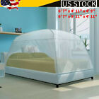 Elegant Bed Canopy Netting Curtain Fly Midges Insect Cot Mosquito Dome Net image