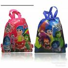 Monster High, Inside Out Kids Drawstring Bag PE Shoes Sports Kit Swimming School