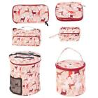 Waterproof and Wear-resistant Knitting Storage Bag Sewing Accessories Case New