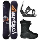 Artec ALT ROCKER 162cm Snowboard+Flow LTD Bindings+Flow BOA LTD Boots NEW