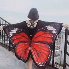 2019 Womens Butterfly Tops Shirts Ladies Chic Kimono Sleeve Blouse Tops T-Shirt