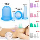 Silicone Massage Vacuum Body and Facial Cups Set Anti Cellulite Cupping Tool X günstig