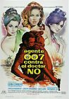 248980 Dr. No Movie Art WALL PRINT POSTER US $13.95 USD on eBay