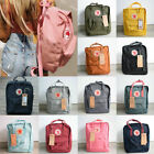 Fjallraven Kanken Handbag Outdoor Travel Bag Waterproof Sport Backpack 20/16/7 L image
