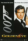 249469 GoldenEye 007 Movie Art WALL PRINT POSTER CA $75.73 USD on eBay