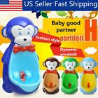 Baby Boys Monkey Toilet Potty Training Kids Toddler Urinal Bathroom image