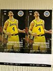 2 Tickets to Los Angeles Lakers vs Washington Wizards! 11/29/19 Sect 302 Row 7! on eBay