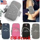Outdoor Sports Running Armband Bag Case Waterproof Cell Phone Holder Arm Pouch image