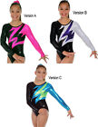 NEW! Flare Gymnastics Competition Leotard by Snowflake Designs