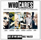Whocares(Ian Gillan-Out Of My Mind,Holy Water (UK IMPORT) CD NEW