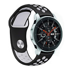 Armband 22mm Samsung Galaxy Watch 3 46mm 45mm Gear S3 Frontier Cl Silikon Sport