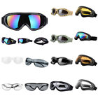 Goggles Multiple Colour Windproof Welding Safety Anti-UV Outdoor Labor Glasses