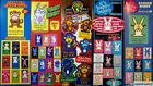 Happy Bunny, Critter Crackups, Funny Bunny Stickers Decals Vending New Full Sets