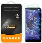 High Definition Nokia 7.1,8.1,7.2,6.2 Premium Tempered Glass Screen Protectors