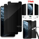 2 Pack 9H Anti-Spy Privacy Case Friendly Premium Tempered Glass Screen Protector $6.99 USD on eBay