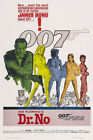 Dr. No James Bond Poster Reprint/Home Decor/Wall Decor/Wall Art $29.95 AUD on eBay