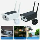 Simulated Wireless Solar Outdoor WiFi IP Camera 1080P HD Security Surveillance