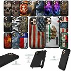 "Case For [Apple iPhone 11 (6.1"")][GRIP TACTICAL SET1] Dual Layer Shock Cover"